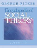 Encyclopedia of Social Theory (Hardback)