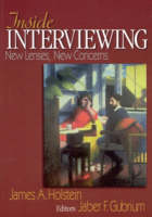 Inside Interviewing: New Lenses, New Concerns (Paperback)