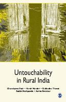 Untouchability in Rural India (Paperback)