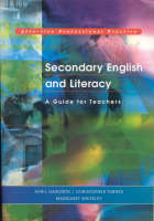 Secondary English and Literacy: A Guide for Teachers (Paperback)