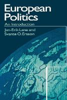 European Politics: An Introduction (Paperback)