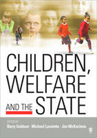 Children, Welfare and the State (Hardback)