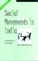 Social Movements in India: A Review of Literature (Paperback)