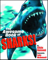 The Awesome Book of Sharks (Paperback)
