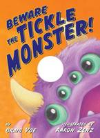 Beware the Tickle Monster! (Board book)