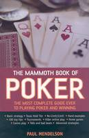 The Mammoth Book of Poker (Paperback)