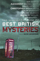 Mammoth Book of Best British Mysteries 8 (Paperback)