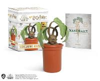 Harry Potter Screaming Mandrake: With Sound!