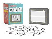 Itty Bitty Marquee: Light It Up! (Paperback)