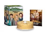 Parks and Recreation: Talking Waffle Button