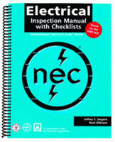 Electrical Inspection Manual with Checklists (Hardback)