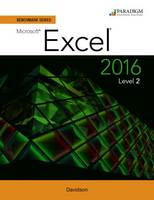 Benchmark Series: Microsoft (R) Excel 2016 Level 2: Text - Benchmark (Paperback)