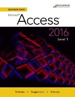 Benchmark Series: Microsoft (R) Access 2016 Level 1: Text with physical eBook code - Benchmark (Paperback)