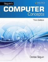 Seguin's Computer Concepts with Microsoft Office 365, 2019: Text (Paperback)