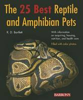 25 Best Reptile and Amphibian Pets (Paperback)