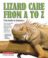 Lizard Care from A to Z (Paperback)