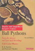 Ball Pythons - Reptile and Amphibian Keeper's Guides (Paperback)