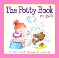 The Potty Book for Girls - Hannah & Henry Series (Hardback)