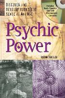 Psychic Power with Audio Compact Disc: Discover and Develop Your Sixth Sense at Any Age (Paperback)