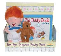 Potty Book and Doll Package - Henry