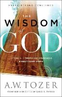 The Wisdom of God: Letting His Truth and Goodness Direct Your Steps (Paperback)
