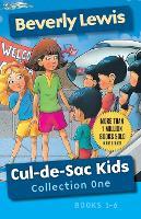 Cul-de-Sac Kids Collection One: Books 1-6 (Paperback)