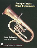 Antique Brass Wind Instruments