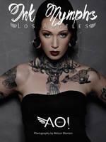 AOI Ink Nymphs Los Angeles (Hardback)