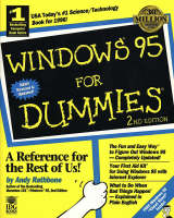 Windows 95 For Dummies (Paperback)