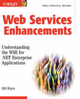 Web Services Enhancements: Understanding the WSE for.NET Enterprise Applications (Paperback)