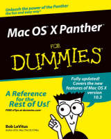 Mac OS X Panther For Dummies (Paperback)