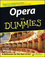 Opera For Dummies (Paperback)