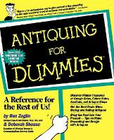 Antiquing For Dummies (Paperback)