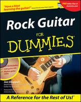 Rock Guitar For Dummies (Paperback)