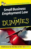 Small Business Employment Law for Dummies (Paperback)