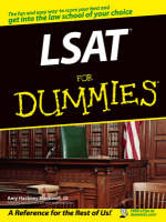 LSAT For Dummies (Paperback)