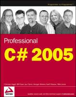 Professional C# 2005 (Paperback)