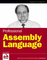 Professional Assembly Language (Paperback)