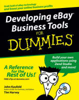 Developing eBay Business Tools For Dummies (Paperback)