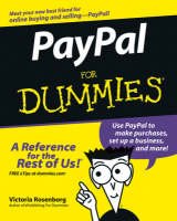 PayPal For Dummies (Paperback)