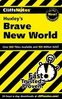 """Brave New World"" - Cliffs Notes S. (Paperback)"