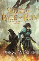 Siege of Rage and Ruin - The Wells of Sorcery Trilogy (Hardback)
