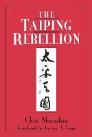 The Taiping Rebellion (Paperback)