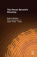 The House Servant's Directory (Paperback)