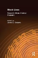 Black Lives: Essays in African American Biography: Essays in African American Biography (Paperback)
