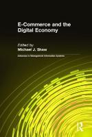 E-Commerce and the Digital Economy (Hardback)