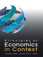 Principles of Economics in Context (Hardback)