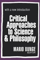 Critical Approaches to Science and Philosophy (Paperback)