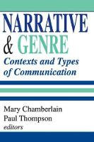 Narrative and Genre: Contexts and Types of Communication (Paperback)