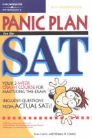 Panic Plan for the SAT: Your 2-Week Crash Course for Mastering the Exam (Paperback)